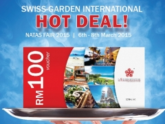 Swiss-Garden International Hot Deal