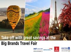 Big Brands Travel Fair