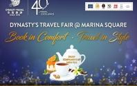 Dynasty's Travel Fair @ Marina Square