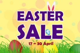 H.I.S. Easter Sale 2019!!