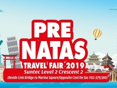 Come check out our Pre-NATAS Travel Fair at EU Travel Expo!