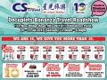 Celebrate Decuplets Bonanza Travel Roadshow with CS Travel