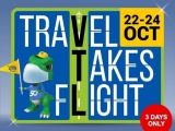 Travel Takes Flight!