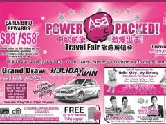 ASA Holidays Travel Fair August 2014