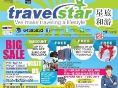 Travel Star In-House Travel Fair August 2014