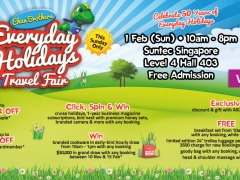 Everyday Holidays Travel Fair