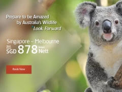 Be Amazed by Australia's Wildlife, Grab these cheap fares