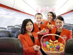Post Easter Sale from Jetstar Starting from SGD 36