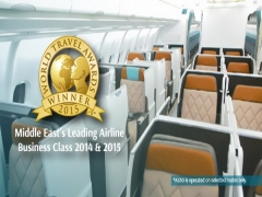 Spectacular Business Class Sale from Oman Air
