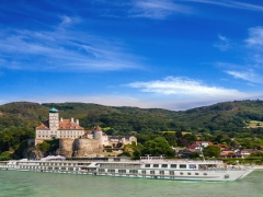 2 for the Price of 1 : Introducing Crystal River Cruises