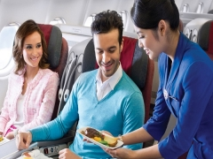 Business Class Special Fare from SGD 478 with Garuda Indonesia