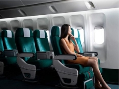 Premium Economy Class Advance Purchase Fares from SGD379 all-in with Cathay Pacific