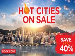 5 Day Hot Cities Deals from AirAsiaGo