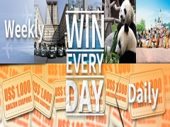 Share with #DiscoverHongKong and win DAILY and WEEKLY Prizes!