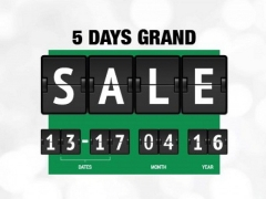5 Days Grand Sale from Compass Hospitality