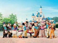 Enjoy great savings when you book air via Cathay Pacific + Hong Kong Disneyland Park ticket