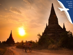 The Road Less Travelled: Fly to Mandalay with SilkAir from SGD399