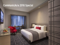 CommunicAsia 2016 Special Stay from Carlton Hotel