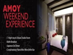 Weekend Staycation @ Amoy from SGD268 via Far East Hospitality