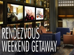 Rendezvous Weekend Getaway from SGD298 via Far East Hospitality
