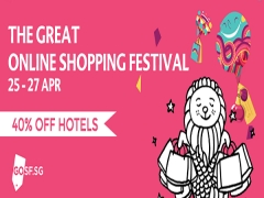 40% Off Hotels Rate with Far East Hospitality in Conjunction with GOSF 2016