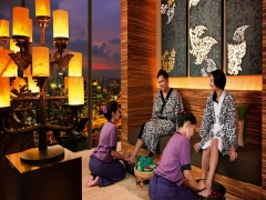 Banyan Tree SPA at SGD500 in Marina Bay Sands
