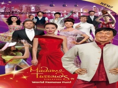 2 Adults Combo Tickets of Madame Tussauds at SGD60 with ANZ Cards