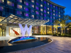 10% Off Best Available Room Rates in W Singapore with SCB Cards