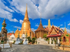 Economy Class Fares from Singapore to Bangkok from SGD 430 via Cathay Pacific