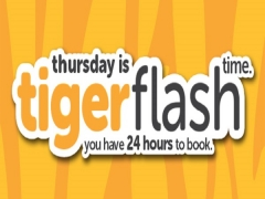 Thursday Flash Sale from TigerAir!