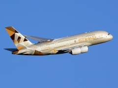 Etihad Airways Global Sale to Paris, New York and more from SGD589* with Zuji
