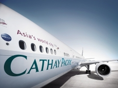 Special 2-to-go Business & Premium Economy Class fares with Cathay Pacific and Standard Chartered