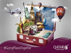 WIN a Pair of Business Class Return Tickets from Qatar Airways