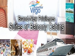 SGD50 Off per Cabin for all FlyCruise Package of Star Cruises with Maybank