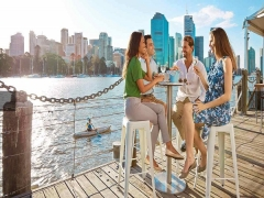 Discover Brisbane and beyond from SGD598 with Singapore Airlines