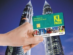 Single Entry Access to Aquaria KLCC with KL Passku