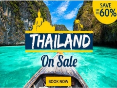 Thailand on Sale! Book now with Expedia and Save up to 60%