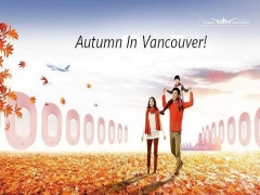 Fly with Xiamen Airlines to Vancouver from SGD980