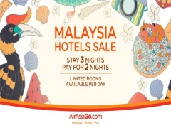 Malaysia Hotels Sale | Stay 3 Nights Pay for 2 Nights with AirAsiaGo