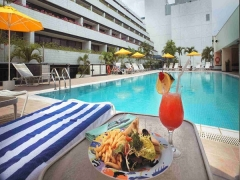 25% Off Flexible Rate when Staying Longer in Concorde Hotel Singapore