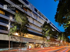 Deluxe Room from SGD208 in Concorde Hotel Singapore for NTUC Members