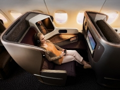 American Express Singapore Airlines Fare Promotion from SGD248