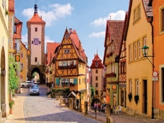 Munich Return Economy from SGD845 with Oman Air