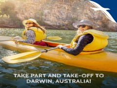 Take Part and Take-Off to Darwin with SilkAir