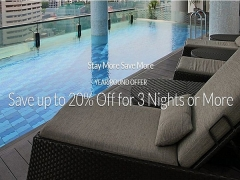 Stay More Save More of Up to 20% with Far East Hospitality