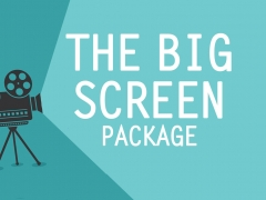 The Big Screen Package with Ramada Singapore