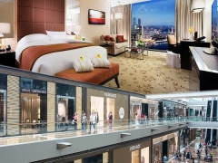 Shop and Stay Package from SGD639 in Marina Bay Sands