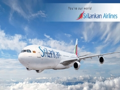 Special Fares to Colombo & South India from SGD367* with SriLankan Airlines
