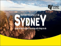 Use Promo Code: GDAYMATE and Scoot Up to 15% Off to Sydney