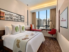 10% Off Best Rate from SGD162 at Ramada Hotel this Great Singapore Sale